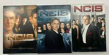 TBA lot 3 season  NCIS - The Complete 1st 2nd & 3rd Seasons 18 Discs Total