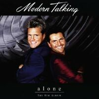 "MODERN TALKING ""ALONE"" CD NEUWARE!"