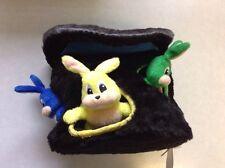 Rabbit Magic Hat Play Toy 3 Rabbits