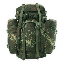 Duitse Leger Rucksack Militaire Mountain Bergen Patrol Pack Backpack 80L Fleckta