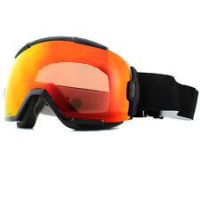 Smith Ski Goggles Vice M006619PC99MP Black Chromapop Everyday Red Mirror