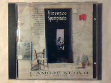 VINCENZO SPAMPINATO L'amore nuovo cd LUCIO DALLA FRANCO BATTIATO