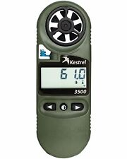 Kestrel 3500 Weather Meter with Night Vision, Olive Drab
