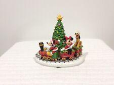 New ListingDept 56 Disney Mickey's Merry Christmas Village Mickey's Holiday Express - New