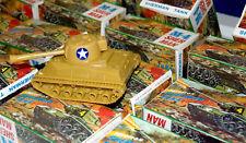 16 Stück Panzer Sammler Spielzeug Spielsachen Retro Restposten Flohmarkt SHERMAN