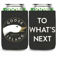 12 Pack New Goose Island Beer Koozie Coozie Coolie Ipa Bourbon County Authentic