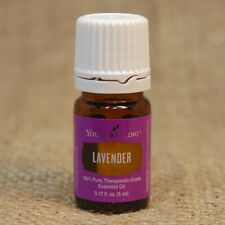 Young Living LAVENDER 5 mL Essential Oil NEW Unopen SHIP 24 hrs STRESS