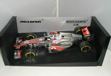 Jenson Button Diecast Limited Edition Formula 1 Cars