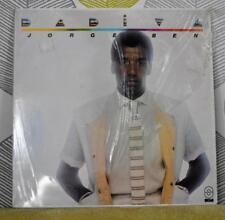Jorge Ben-dádiva [Vinyl LP, 1985] UK 7705 Épuisé Difficile à trouver Jazz Latin Swing * EXC