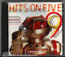 HITS ON FIVE 9 Anno 1995 **SIGILLATO**