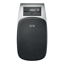Jabra Drive Bluetooth In-Car Speakerphone Retail Pack Compatible w/ SIRI Google