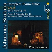 Brahms - Trio Parnassus [CD]