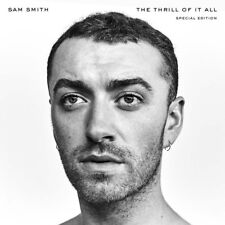 SAM SMITH The Thrill Of It All 2LP White Vinyl NEW 2017