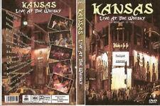 kansas live at the whisky dvd 1992 dream theater rush