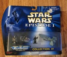Star Wars Micro Machines Episode I Collection IV