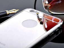 custodie preformati / copertine Per Huawei P8 per cellulari e palmari argento