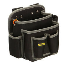 Stanley Holder Electrician Tool Bag 96-254-23 5 Pocket Pouch With Belt Loop