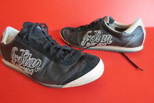 G-Star Raw low zapatos cuero negro Gr. 40 (uk6/us7) Nº 05