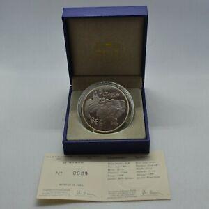 Coffret BE 10 € euros 2012 - Le Chat Botté - Argent - Monnaie de Paris France