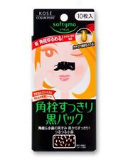 Kose Cosmeport Softymo Super Nose Clean Pack of 10 Pieces
