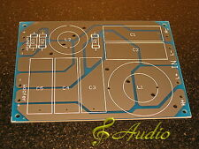 1 pair General Purpose DIY Speaker Crossover / Filter Bare PCB