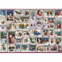 Ravensburger Christmas Wishes Stamps 1000 piece Jigsaw Puzzle