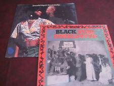 DONALD BYRD BLACK BYRD BLUE NOTE BN-LA047-P & STREET LADY BN-LA140-F LIMITED SET