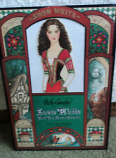 1991 PECK-GANDRE SNOW WHITE AND THE SEVEN DWARFS PAPER DOLLS COMPLETE AND UNUSED