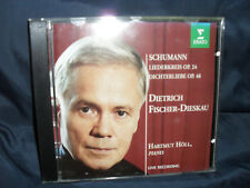 Schumann - Liederkreis / Dichterliebe -Fischer-Dieskau / Höll