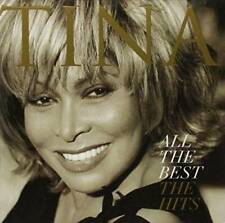 All the Best: The Hits - Audio CD By TINA TURNER - VERY GOOD