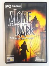 ALONE IN THE DARK THE NEW NIGHTMARE PC CD-ROM jeu