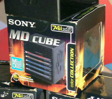 sony md cube minidisc storage unit