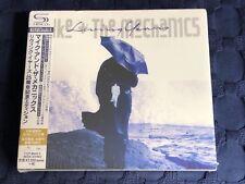 MIKE + THE MECHANICS - Living Years (1988) RARE JAPAN 2 CD SET!! SHM-CD NEW!!!