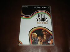 DVD MUSICAL TELERAMA LES ICONES DU ROCK 6 NEIL YOUNG HEART OF GOLD