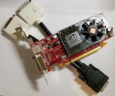 Dell Optiplex AMD HD 3450 360 380 755 760 780 980 DVI Video Card PCI-e Full Size