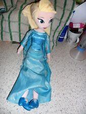 """Disney Princess-Elsa - 18"""" plush doll-y Frozen - #5"""
