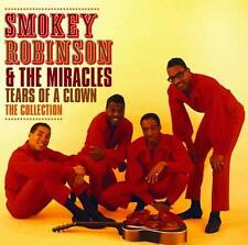 SMOKEY ROBINSON & THE MIRACLES Tears Of A Clown Collection NEW CD SOUL MOTOWN
