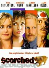 SCORCHED Movie POSTER 27x40 C Alicia Silverstone Rachael Leigh Cook Woody