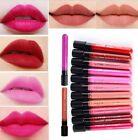 New Lip Gloss Makeup Lip Matte Lipstick Super Long Lasting Waterproof Liquid