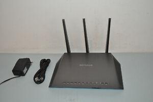 Netgear Nighthawk R7000 AC1900 2.4G AC1900 Wireless Router w/ADAPTER & CABLE