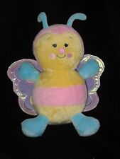 Koala Baby Plush Butterfly Lovey Stuffed Animal 11""