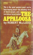 The Appaloosa Robert MacLeod Western Vintage Near Fine