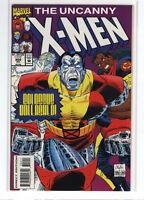 Uncanny X-men #302 Chris Claremont Bishop Storm Iceman John Romita Jr 9.2