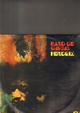 JIMI HENDRIX - band of gypsys LP