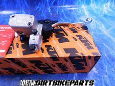 Brembo Front Brake Master Cylinder Hand Control Perch Lever Upgrade Reservoir