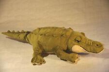 """Krokodil 60 cm Plüschtier von Teddy Hermann 919230 """"der Star im Kinderzimmer"""""""
