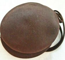 New listing Women's Brown Felt 1940's New York Creations Hat Size 22