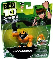 Ben 10 Omniverse Shocksquatch Figurine Bandai
