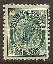 CANADA UNUSED 67    MH         (W650)