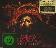 Slayer - Repentless CD/DVD Deluxe (new album/sealed)